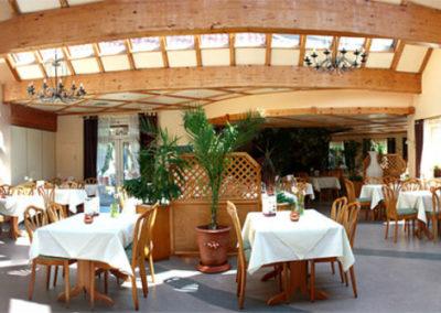 Restaurant-Rundgang-Festsaal