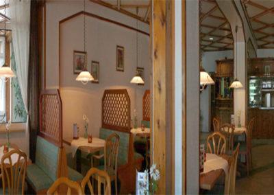 Restaurant-gastraum